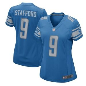 Women's Detroit Lions Matthew Stafford Jersey